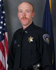 Sergeant Jared Hurt
