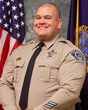 Deputy Derek Beardall