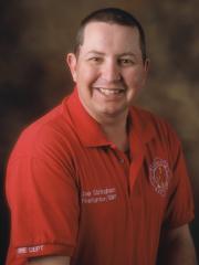 Firefighter/EMT Joe Stringham