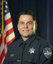 Officer Clay Christensen