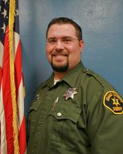 Deputy Carlos Martinez